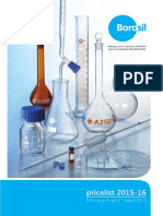 Borosil Pricelist 2015-16_LR