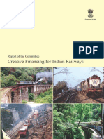3.Report of the Committee on Creative Financing of Railways