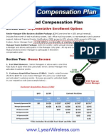 Lightyear Wireless Business Detailed Compensation Plan