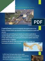 Unidad 4 Canal de Panamá - César Gómez