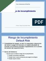 Instrumento de renta fija y riesgo