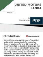 United Motors Lanka.ppt