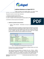 Manejando Pólizas Dinámicas Con Aspel-COI 7.0