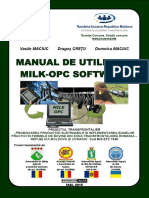 RO Manual Software MILK OPC UEprojectMISETC1549