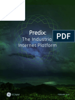 GE Digital Predix Platform Brief