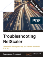 Troubleshooting NetScaler - Sample Chapter
