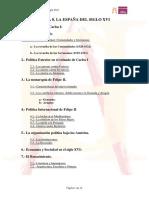 Tema 8.- La Espana Del Siglo XVI
