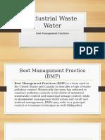 II Industrial Waste Water