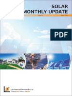 Solar Monthly Update March 2016