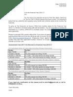 It Declaration Form for 2016-17