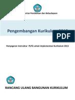 Penyegaran Instruktur PLPG Ttg Kurikulum 2013_Dr.unifah