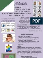 visual schedules power point presentation kathryn ide  16-1