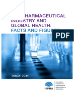2011 the Pharmaceutical Industry and Global Health Low Ver2