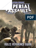 Imperial Assault Rules Reference Guide