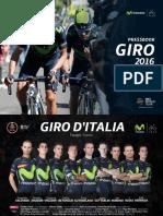 Press Book Giro 2016