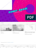 Marcos JF Ramos - Donut and Bagel Storyboard