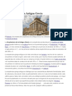 Arquitectura en la Antigua Grecia.doc