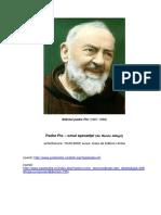 Sfantul Padre Pio