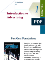 Introduction to Advertisment