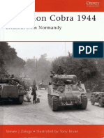 Osprey - Campaign 088 - Operation Cobra 1944 - Breakout From Normandy