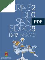 Programa San Isidro 2015
