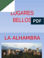 LUGARES BELLOS
