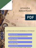 Analisa Keuangan BU ALNI