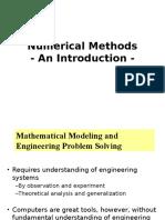 Catatan Pemrograman Dan Metode Numerik - 7 (Numeric Method).pptx