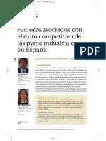 Competitividad de la pyme