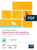 IRM Operational Risks Booklet