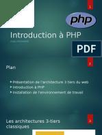 01 - Introduction à PHP.ppsx