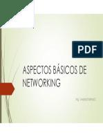 Aspectos Básicos de Networking
