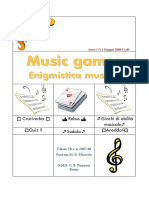 Enigmistica Musicale