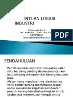 Penentuan Lokasi industri.pptx
