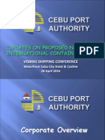3_Cebu Port Authority Visayas Shipping Conference 2016