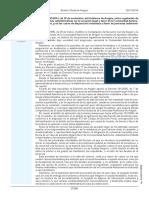 DECRETO 185-2014, De 18 de Noviembre, Sucesión Legal a Favor de La DGA