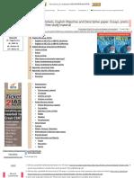 SBI PO English Objective & Descriptive Paper, Essays, Precis & Hallticket