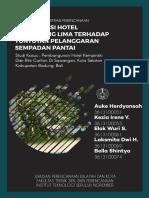 Konstruksi Hotel Berbintang Lima Terhadap Tuntutan Pelanggaran Sempadan Pantai - studi kasus Pembangunan Hotel Kempinski dan Ritz Carlton di Sawangan, Kabupaten Badung, Bali