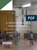 EDICION 2 revista Plus Deportivo
