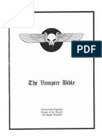 I - The Vampire Bible