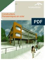 Constructions Parasismiques en Acier
