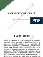 APARATOS COMERCIALES