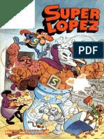 Superlopez (03) - Todos Contra Uno