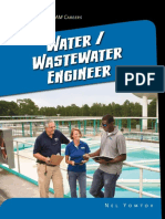 (21st Century Skills Library_ Cool STEAM Careers) Nel Yomtov-Water_Wastewater Engineer-Cherry Lake Publishing (2014)