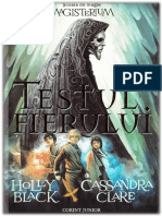 Holly Black & Cassandra Clare Testul Fierului