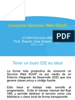 09. Consumir Servicios Web Soap