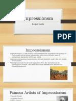 impressionsm