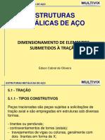Estruturas de Aço 6 - Dimensionamento Tração