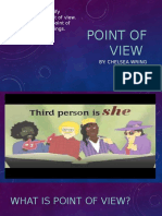 point of view lesson  1