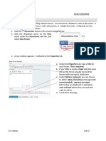 discussions tool 2015